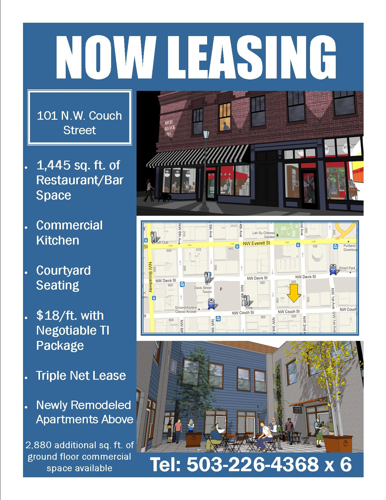 Innovative Housing Inc mercial Space Available in Old Town