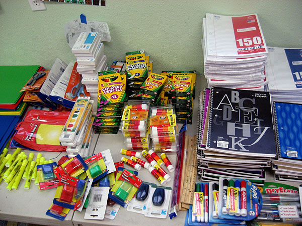 Innovative Classroom Supplies : Innovative housing inc services school supply giveaways